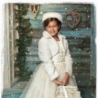 Рождественская открытка :: Наташа Родионова