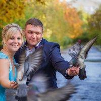 Светлана и Алексей :: Юка Добрынина
