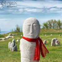 Каменные статуи :: Александр Щиплецов