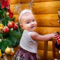 Новогодняя фотосессия :: марина алексеева