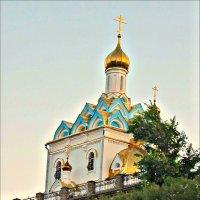 храм в Красноусольске :: Надежда