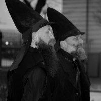 Люди в чёрном :: Галина (Stela) Кожемяченко