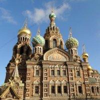 Храм Спа́са-на-Крови́ :: Владимир Гилясев