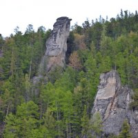 Лики Байкальских гор :: Ольга