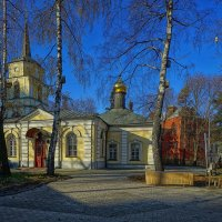 Церковь Покрова Пресвятой Богородицы :: mila