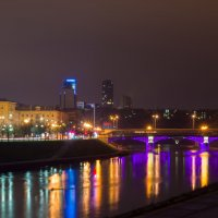 Вильнюс ночью :: Andrei Naronski