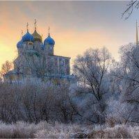 По утреннему морозцу! :: Nikita Volkov