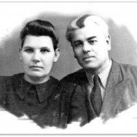 Бабушка и дедушка 50-е годы прошлого века :: Tata Wolf