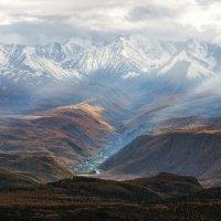 Долина реки Маашей :: Евгения Вишнякова