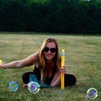Мыльные пузыри :: Максим Коробов