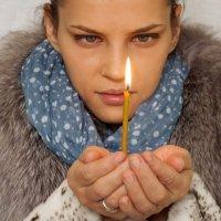 Пока не меркнет свет, пока горит свеча.. :: ФотоЛюбка *