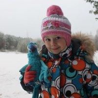 Зимняя прогулка :: Светлана Безрукова