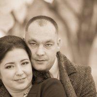 Станислав и Елена :: Сергей Двухгрошев