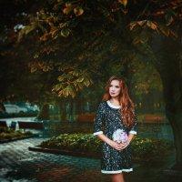 Портрет с букетом :: Сергей Урюпин