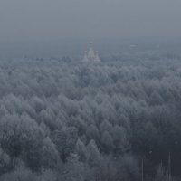 Храм над лесом :: Николай Ефремов
