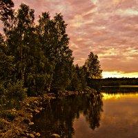 Вегорукса закат :: Михаил Осипов