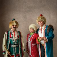 Башкирская группа :: Victor Brig