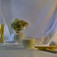 Молоко :: Наталия Лыкова