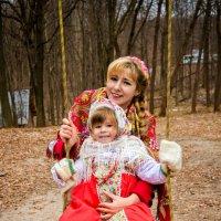 Русские красавицы :: Оксана Калинина