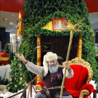 А кое у кого Рождество уже началось! :: Виктор (victor-afinsky)