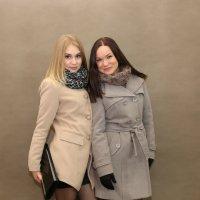Подружки :: Ольга Тимонина