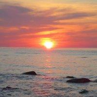 Отражение на песке :: Елена