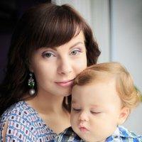 Маленький Данил и его мама :: Ekaterina Kuznecova