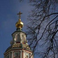 Храм Иоанна-воина на Якиманке в Москве. :: Елена