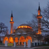 Мечеть Джума-Джами. :: Ирина Нафаня