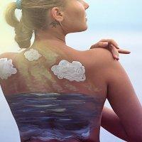 Солнце.Море .Облака. :: Марина Лощенко