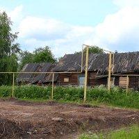 Противоречия деревни :: Татьяна Ломтева