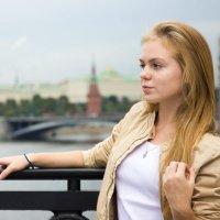 На мосту :: Юрий Дружинин