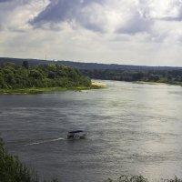 река Ока :: Виктор