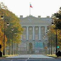 Смольный институт :: Владимир Гилясев