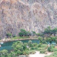Река Чарын в каньоне :: Андрей Кулаков