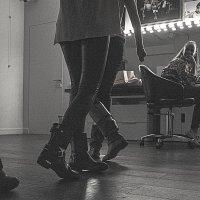 Почти танец :: Людмила Синицына