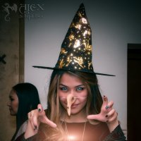Спонтанная ведьмочка :: Александр Щиплецов