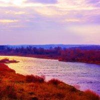 Река моего детства. :: Виктор Малород