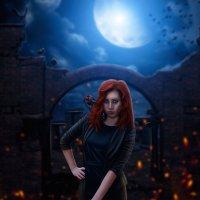 the witch :: Артём Кожененко