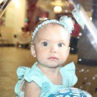 Моя младшая дочь Софья автор(Сергей Михайлов) :: Ольга Петрова