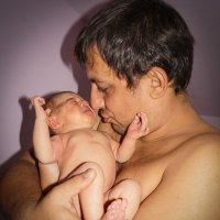 Папа и Дочка :: Alena Pilyasinskaya