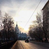 Дорога :: Юрий Кольцов