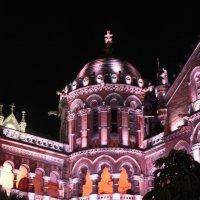 Вокзал Виктория Мумбай :: maikl falkon