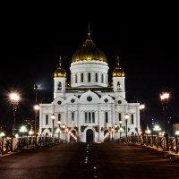 Храм Христа Спасителя :: Владимир Вышегородцев