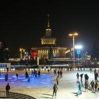Каток на ВДНХ :: Андрей Шаронов