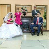 Свадьба :: Евгений Мергалиев