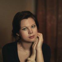 домашний портрет :: Дмитрий Камардин