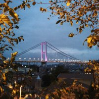 Мост через Босфор :: Эдуард Цветков