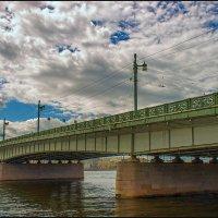 Санкт-Петербург. Литейный мост. :: Сергей Еремин