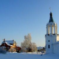 Спасо-Яковлевский Дмитриев мужской монастырь :: Tata Wolf